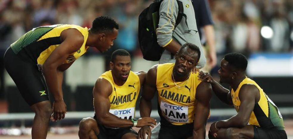 Jamaica culpa a la organización de la lesión de Bolt