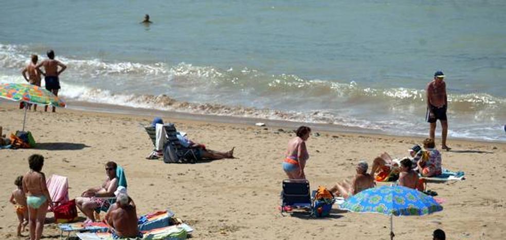 Una mujer de 71 años muere ahogada en la playa de Gorliz