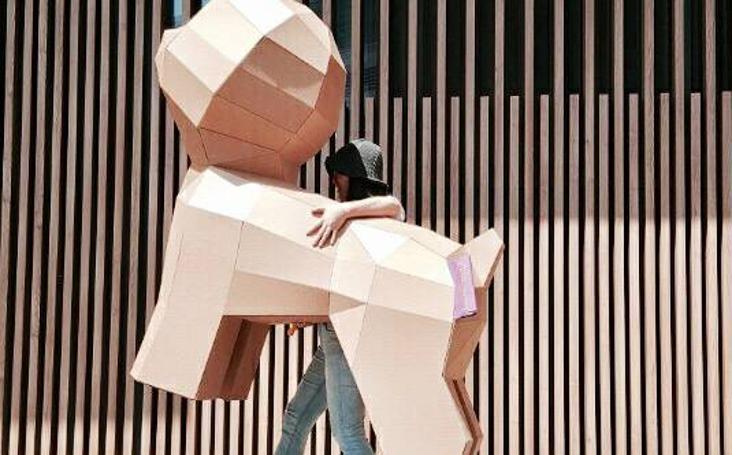 Increíbles objetos hechos con papel