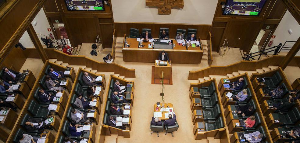 Los partidos no ven necesaria la mesa sobre presos fuera del Parlamento que propone Otegi