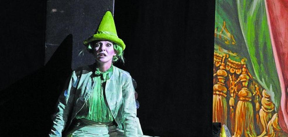 La ópera 'Las bodas de Fígaro' se despide hoy del Kursaal
