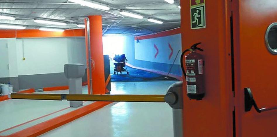 Abren expediente «muy grave» a los gestores del parking de plaza de Cataluña