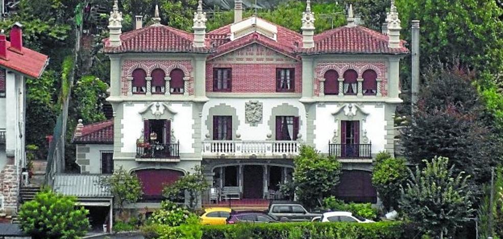 La vivienda más cara de Euskadi es un palacio señorial de Donostia que vale seis millones