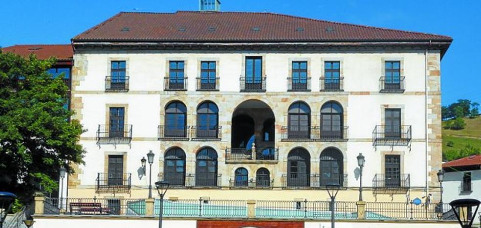 Hace casi cuatro décadas el Palacio Barrena pasó a ser de propiedad municipal