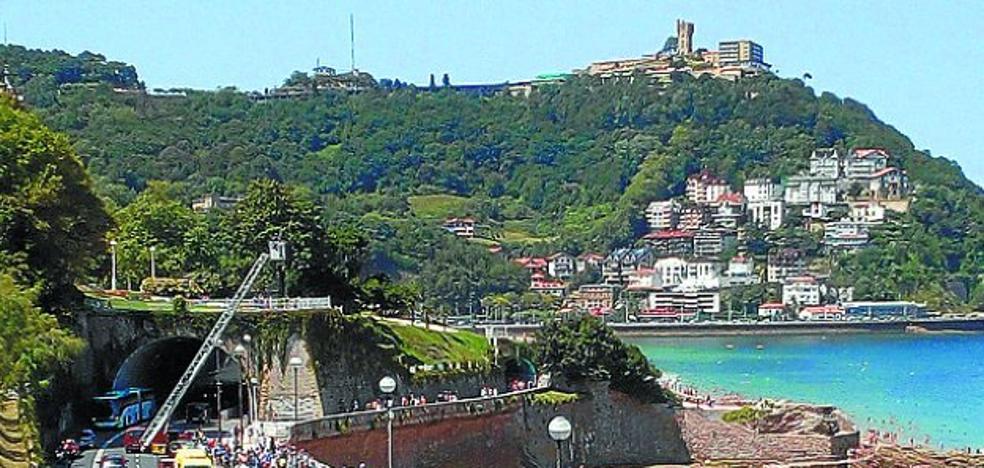 Arrasate reventó el termómetro en Euskadi, con 38 grados
