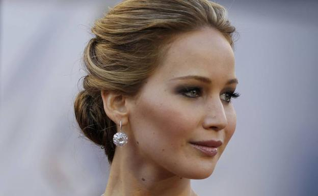 Jennifer Lawrence. /Reuters