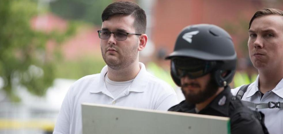 La madre del neonazi de Charlottesville denunció a su hijo por agresiones
