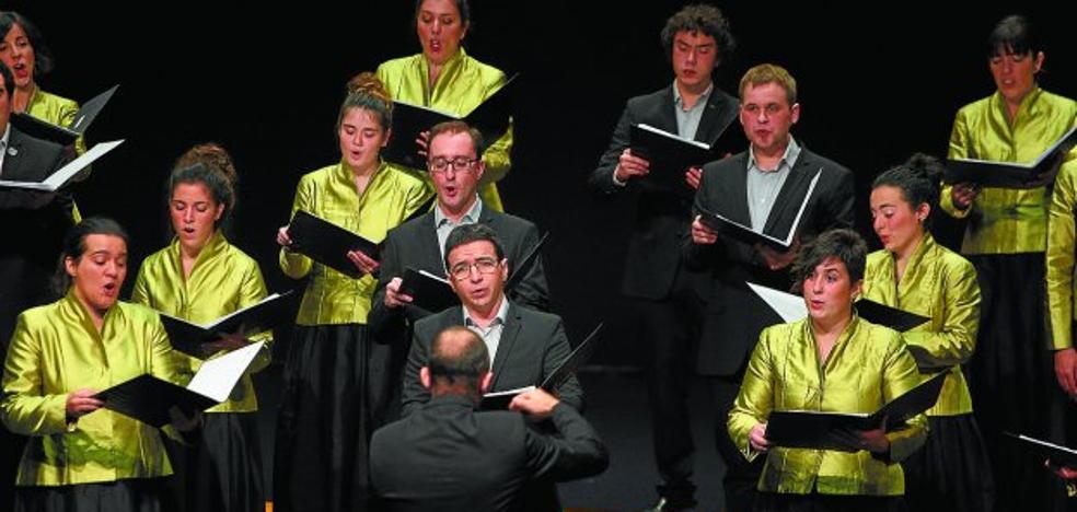 Landarbaso viaja este mes a Japón para ofrecer varios conciertos