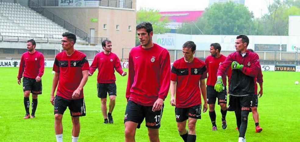 Sergio Llamas llega al Real Unión cedido por el Deportivo Alavés