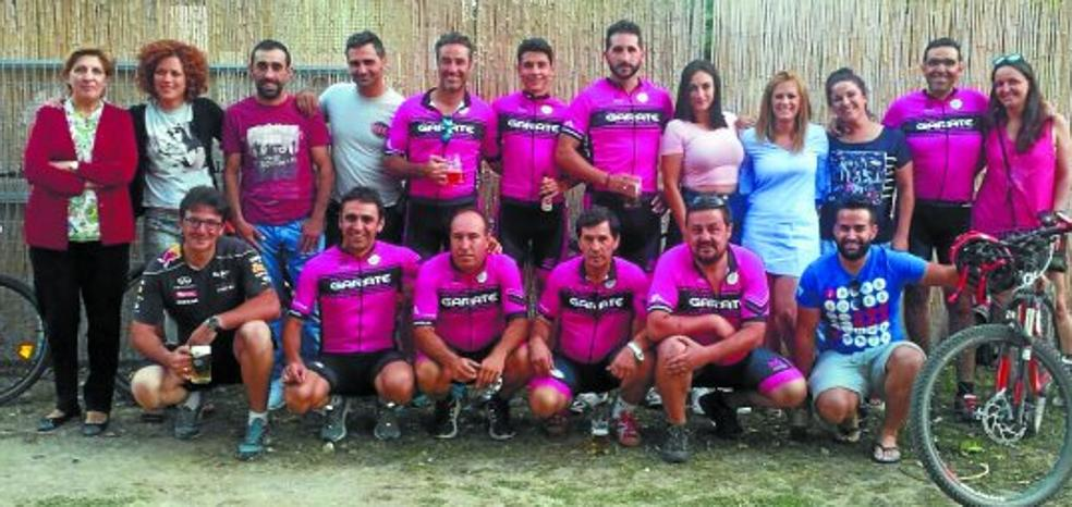 Constituido el Club Deportivo Juanma Garate en la localidad salmantina de Fuenteguinaldo