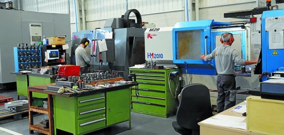 Las empresas de Gipuzkoa elevan el 4,5% sus ventas en la primera mitad del año