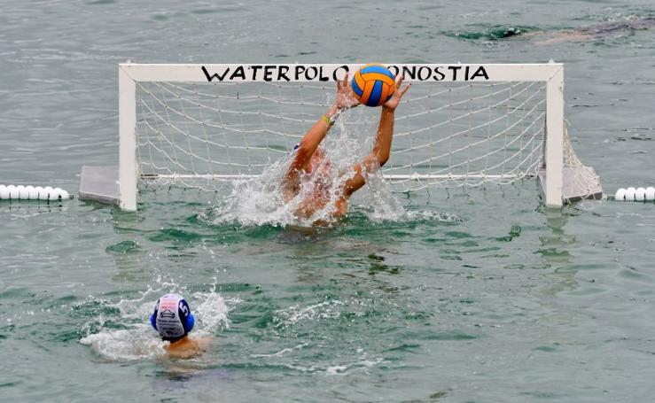 Exhibición de Waterpolo