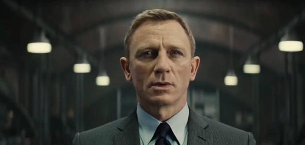 Daniel Craig confirma su despedida como el agente 007