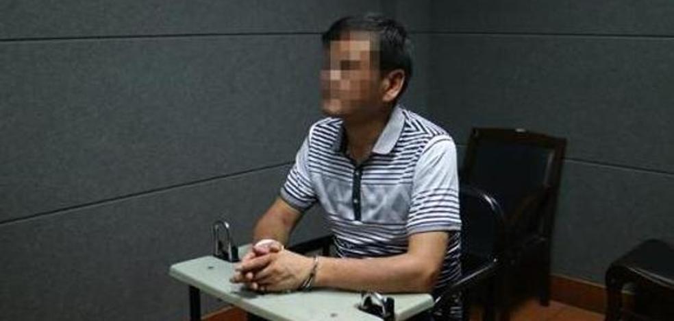 Detienen a un escritor chino por confesar un asesinato en sus novelas