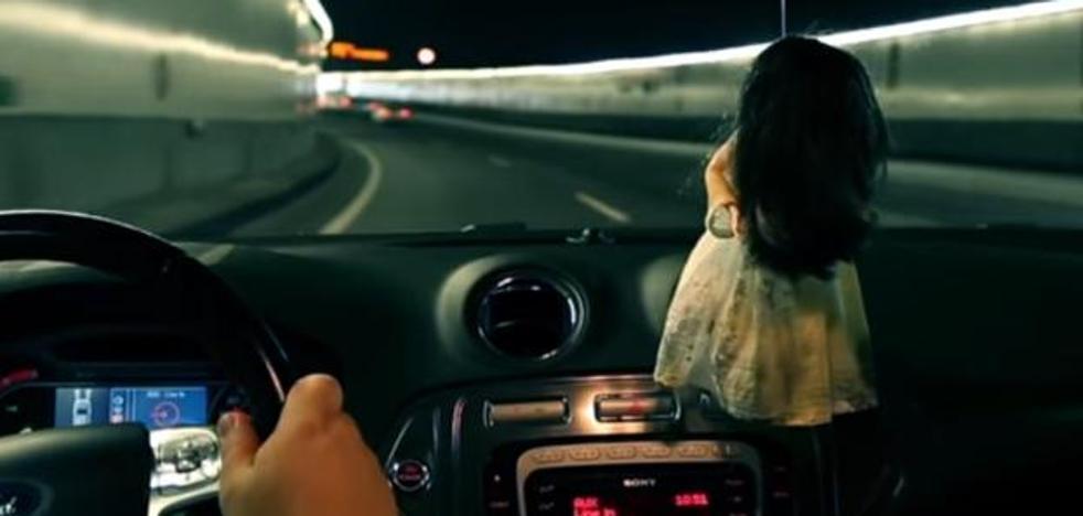 Crean 'La niña de la recta' para que no te duermas al volante