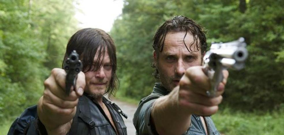 Denuncia del creador de 'The Walking Dead'