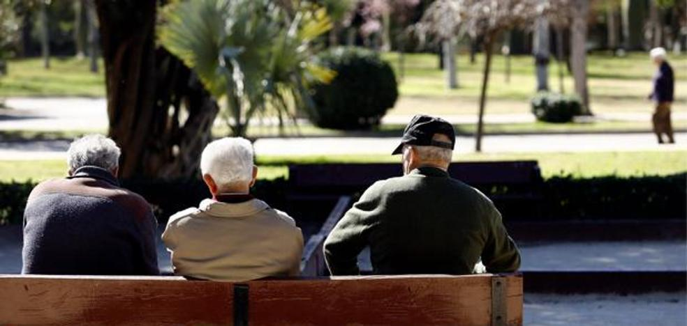 Los pensionistas vascos cobran un 30% más que los extremeños y los gallegos