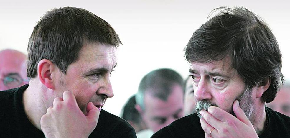 Otegi cree «antidemocrático» prohibir el homenaje a Rafa Díez