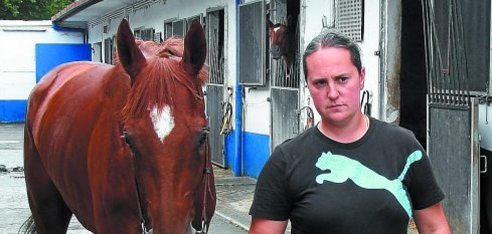 Ana Imaz: «No me confundí de caballo, sabía que era bueno y lo ha demostrado»