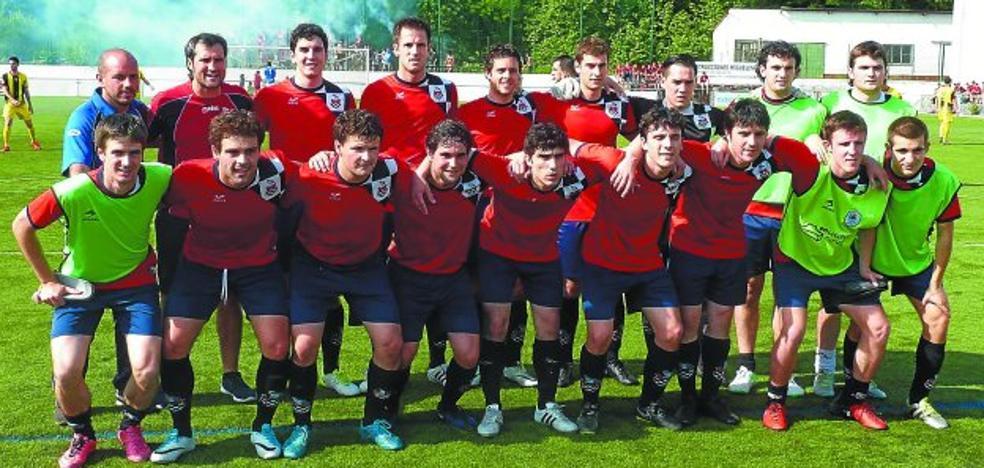 El Baztan comienza este sábado la temporada en Tercera División