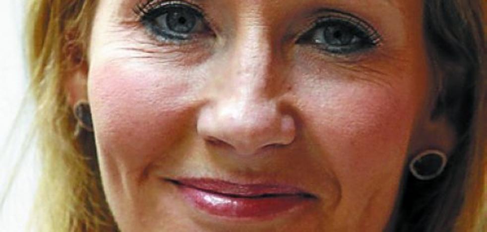 J.K. Rowling gana 154 euros por minuto