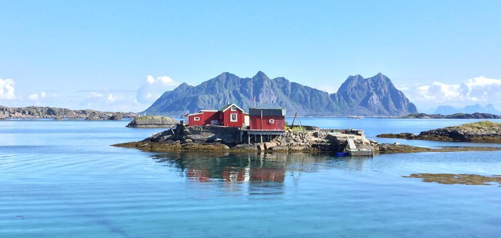 Islas Lofoten, el Caribe del Ártico