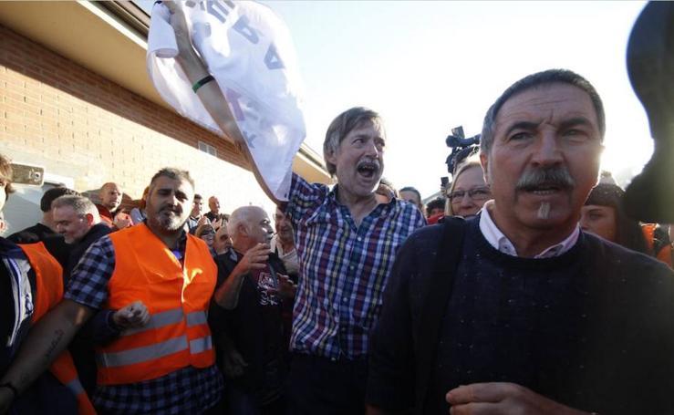Rafa Díez queda en libertad