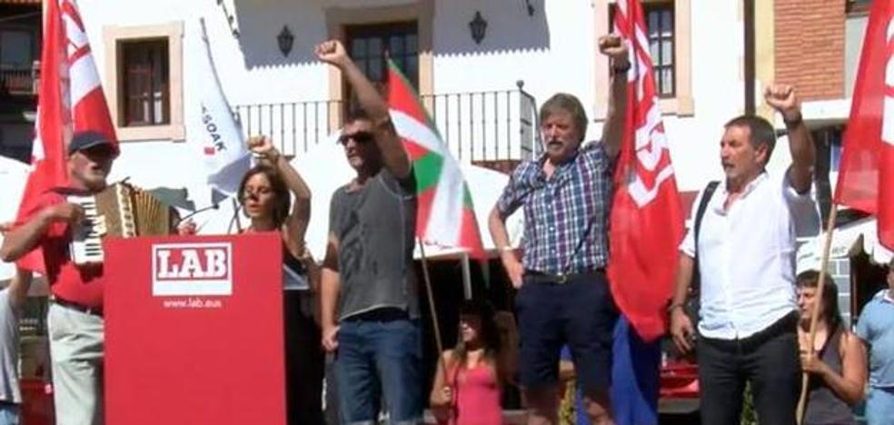Rafa Díez pide «ambición» y «unidad» para articular un proceso independentista