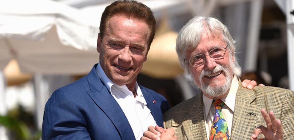 La voz de Schwarzenegger en una proyección especial del Festival de Cine de San Sebastián