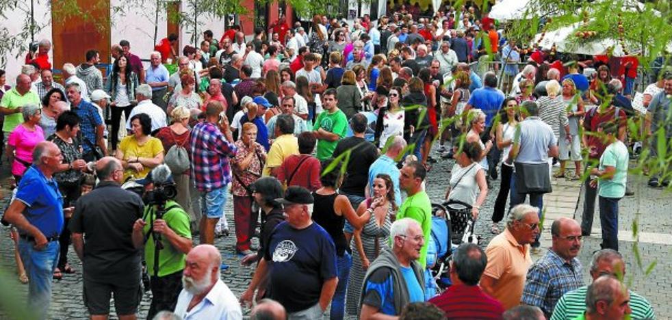 Los vecinos de la zona de Ergobia comienzan hoy sus fiestas del barrio