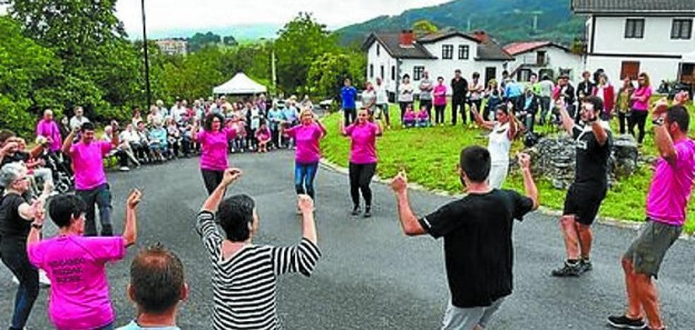 Buruntza despide con buen ambiente la fiesta de San Roke