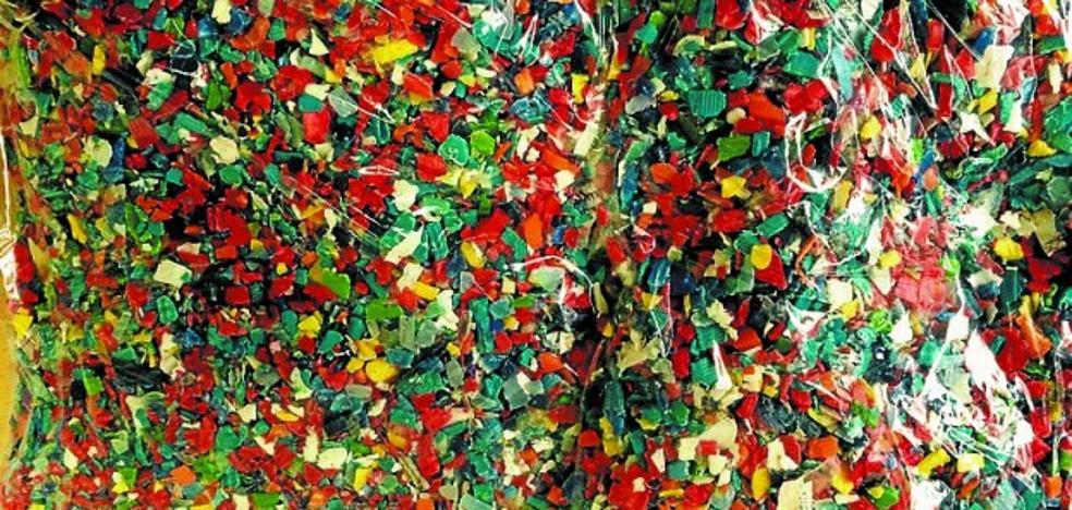 Tapones de plástico, objetivo del Topic para el Titirijai 2017