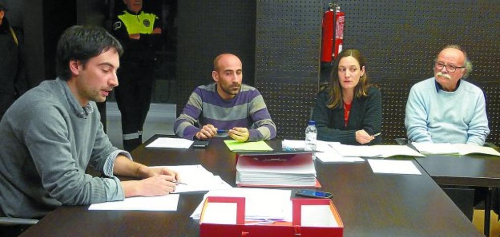 Julen Rodríguez releva a Nerea González como portavoz municipal