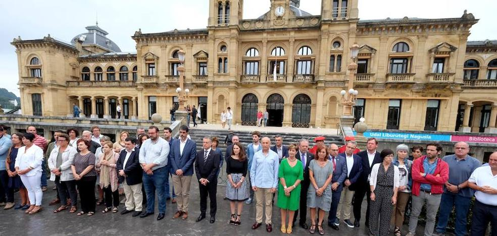 Euskadi, con las víctimas de Barcelona