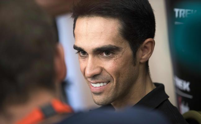 Contador: «Quiero que me recuerden como un inconformista»