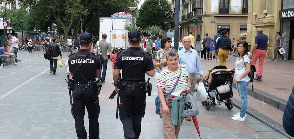 «El riesgo de atentado en Euskadi es sumamente alto», advierte Erne
