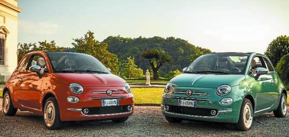 Fiat celebra el 60 aniversario de su 500