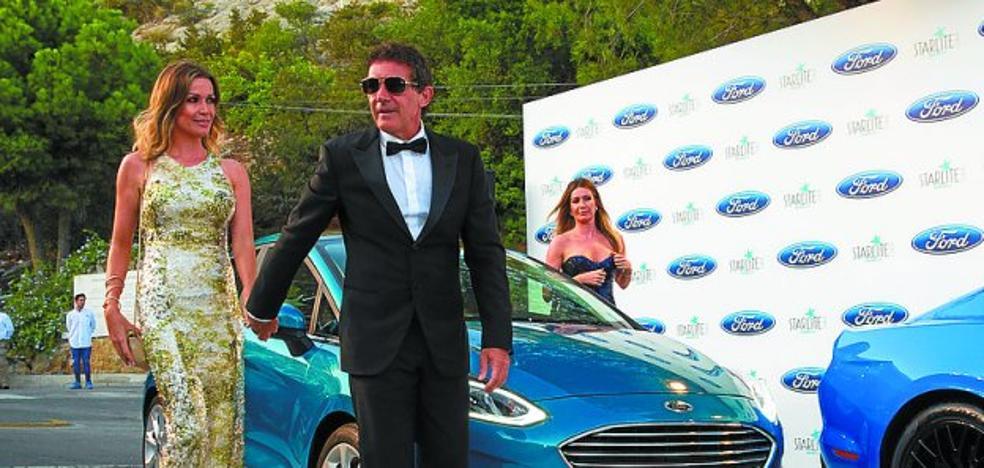 El nuevo Ford Fiesta preside la gala solidaria Starlite marbellí