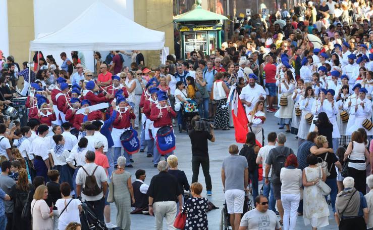 Donostia dice 'agur' a la Semana Grande