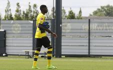 El Dortmund acusa al Barça de la rebeldía de Dembélé