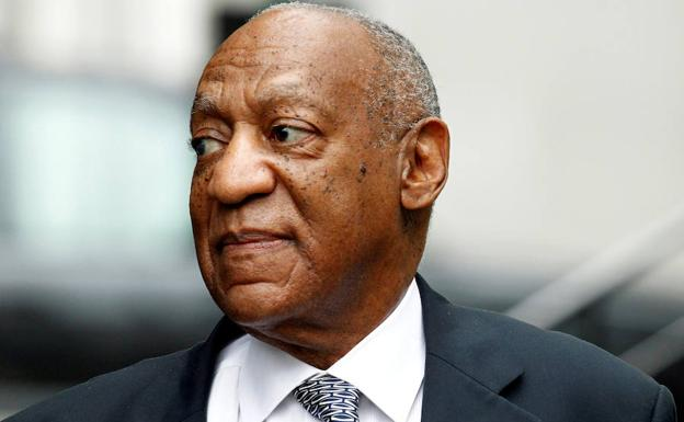 El actor Bill Cosby.