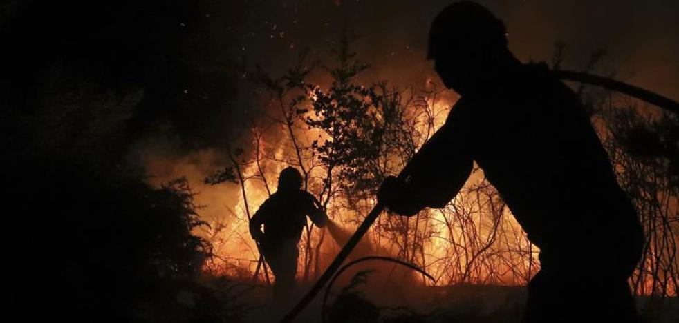 Hasta agosto han ardido 75.026 hectáreas, el peor dato de los últimos cinco años