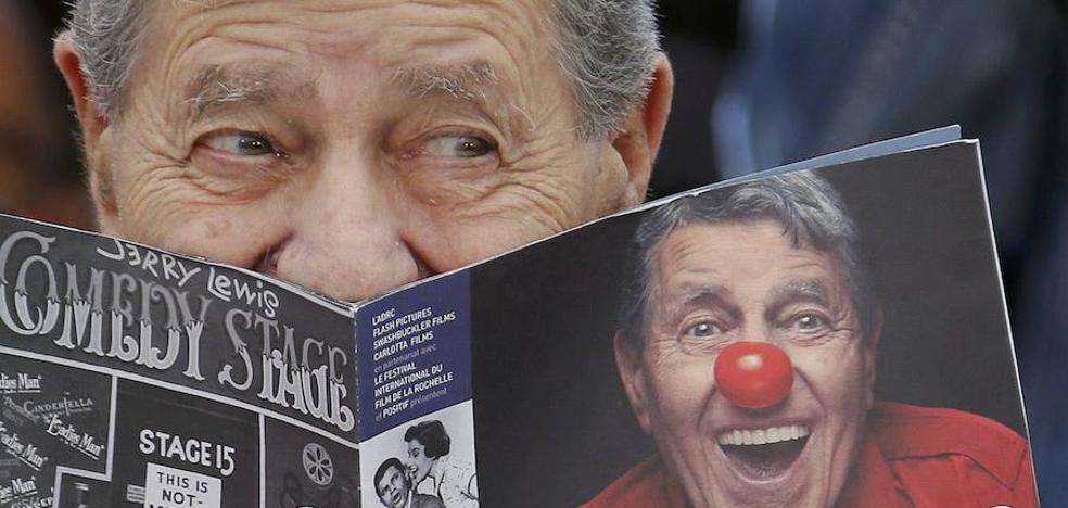Las redes sociales lloran la muerte del gran Jerry Lewis
