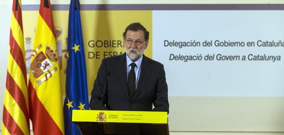Rajoy felicita la «magnífica labor» de los Mossos tras abatir a Abouyaaqoub