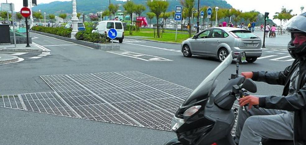 La solución para las motos entre la Avenida y Urbieta, para primavera