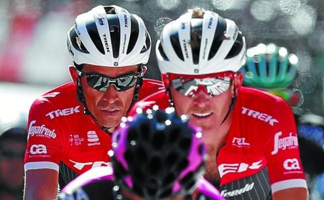 No será el final soñado para Alberto Contador