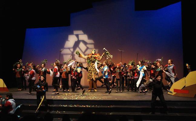 Mexikoraino iritsi da Altzoko Handiaren bizitzan oinarritutako opera
