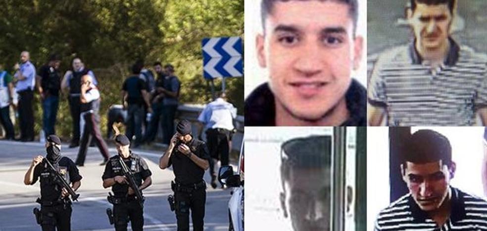Escondido entre viñedos y con falsos explosivos: así se abatió a Younes Abouyaaqoub