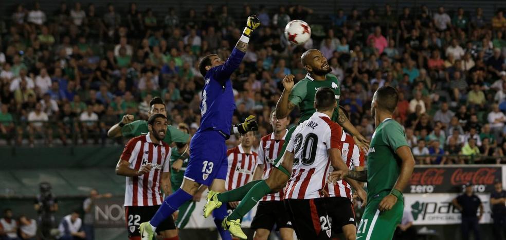 El Athletic quiere asegurarse la Fase de Grupos sin sobresaltos