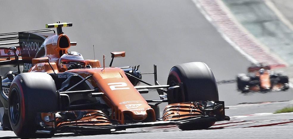 McLaren confirma al piloto Vandoorne para 2018